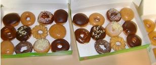 mmm donuts!